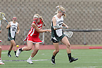 San Diego, CA 05/21/11 - Courtney Place (Cathedral Catholic #5) and Rachel Brennan (Coronado #22) in action during the 2011 CIF San Diego Division 2 Girls lacrosse finals between Cathedral Catholic and Coronado. in action during the 2011 CIF San Diego Division 2 Girls lacrosse finals between Cathedral Catholic and Coronado.