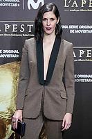 Barbara Santa-Cruz attends to the premiere of 'La Peste' at Callao Cinemas in Madrid, Spain. January 11, 2018. (ALTERPHOTOS/Borja B.Hojas) /NortePhoto.com NORTEPHOTOMEXICO
