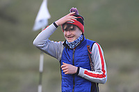 Thomas Higgins (Roscommon) winner of the Ulster Boys Championship at Portrush Golf Club, Portrush, Co. Antrim on the Valley course on Thursday 1st Nov 2018.<br /> Picture:  Thos Caffrey / www.golffile.ie<br /> <br /> All photo usage must carry mandatory copyright credit (&copy; Golffile | Thos Caffrey)