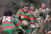 T. Dobu. Counties Manukau Premier 1 McNamara Cup round 2 rugby game between Manurewa & Waiuku played at Mountfort Park, Manurewa on the 30th of June 2007. Manurewa led 19 - 3 at halftime and went on to win 31 - 3.