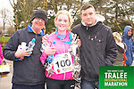 Casey Enright 100, - John Paul Enright (L) Jack Enright (R) who took part in the Kerry's Eye Tralee International Marathon on Sunday 16th March 2014