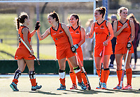 Action during the National Under 21 Championships between Midlands and Auckland Women, Lloyd Elsmore Park, Auckland, New Zealand. Saturday 13  May 2017. Photo:Simon Watts / www.bwmedia.co.nz