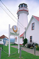 Campbellton, NB, New Brunswick, Canada - the Lighthouse Hostel