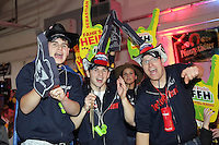 18.11.2012: Sebastian Vettel Fan -Club beim Public Viewing in Heppenheim