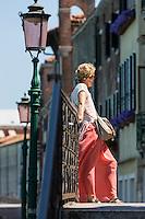 Italie, Vénétie, Venise:   sur la Giudecca     // Italy, Veneto, Venice: on the Giudecca