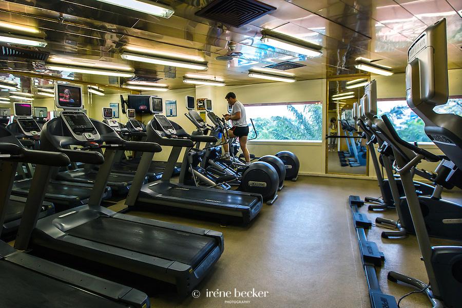 Transcorp Hilton Abuja, Fitness Centre
