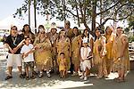 The Tongva Nation Dancers at Moompetam at the Aquarium of the Pacific, Long Beach, CA