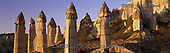 Tom Mackie, LANDSCAPES, panoramic, photos, Fairy Chimneys in Honey Valley, near Goreme, Cappadocia, Turkey, GBTM070199-4,#L#