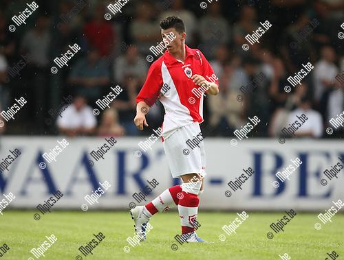 2009-07-21 / voetbal / seizoen 2009-2010 / R. Antwerp FC / Niels Martin..Foto: Maarten Straetemans (SMB)