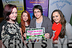 """Picture My World"" Launch: Pictured at the Xistance Youth Cafe launch of their 2014 callendar at the Listowel Connunity Centre on Thursday evening last were Muirren O'Connor, Kelly Fitzgerald, Chloe O'Sullivan & Jessica Weeks."
