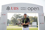 07Dec2016 - 58th UBS Hong Kong Open 2016 - European Tour Golf