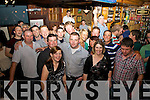 Stephen O'Connell front centre from Bahaghs, Cahersiveen celebrated his 30th birthday with family and friends at Mike Murts Bar Cahersiveen on Sunday night last.
