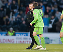 14/11/2010   Copyright  Pic : James Stewart.sct_jspa010_st_mirren_v_celtic  .::  CELTIC MANAGER NEIL LENNON WITH GOAL SCORER GARY HOOPER  AT THE END OF THE GAME ::.James Stewart Photography 19 Carronlea Drive, Falkirk. FK2 8DN      Vat Reg No. 607 6932 25.Telephone      : +44 (0)1324 570291 .Mobile              : +44 (0)7721 416997.E-mail  :  jim@jspa.co.uk.If you require further information then contact Jim Stewart on any of the numbers above.........