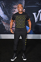 LOS ANGELES, CA. October 01, 2018: Anderson Silva at the world premiere for &quot;Venom&quot; at the Regency Village Theatre.<br /> Picture: Paul Smith/Featureflash