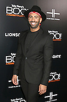"""LOS ANGELES - OCT 17:  Yousef Erakat at the """"Tyler Perry's BOO! A Madea Halloween"""" Premiere at the ArcLight Hollywood on October 17, 2016 in Los Angeles, CA"""