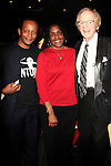 LOS ANGELES - JAN 28: Eric Kabera, Marcia Thomas, Ken Kragen at the 30th Anniversary of 'We Are The World' at The GRAMMY Museum on January 28, 2015 in Los Angeles, California