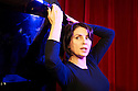 Touched Like A Virgin by Zoe Lewis, directed by James Phillips. With Sadie Frost as Lesley. Opens at The Soho Theatre on   24/5/12 .CREDIT Geraint Lewis