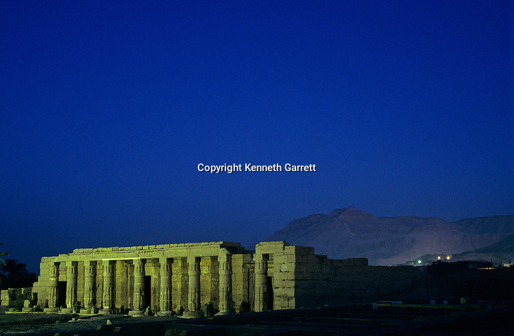 Egypt's Valley of the Kings, Mortuary Temple of King Seti