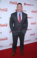 30 March 2017 - Las Vegas, NV -  John Cena. 2017 CinemaCon Big Screen Achievement Awards at Caesar's Palace.  Photo Credit: MJT/AdMedia