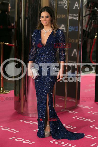 India Martinez attend the 2015 Goya Awards at Auditorium Hotel, Madrid,  Spain. February 07, 2015.(ALTERPHOTOS/)Carlos Dafonte) /NORTEphoto.com