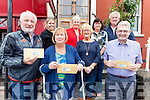 Members of the St Brendan's Park Residents Association donated funds to local charities on Monday. Pictured from front l-r were: Jay Galvin (Kerry Cancer Health Link Bus), Anne Burrows (MS Tralee and West Kerry Branch), Martin Ronan (St Brendan's Park Residents Association) and Teddy Moynihan (Kerry Hospice Foundation). Back l-r were: Susan Carey (MS Tralee and West Kerry Branch), Anne Pullen (St Brendan's Park Residents Association), Noreen O'Leary (St Brendan's Park Residents Association) and Henry Burrows (MS Tralee and West Kerry Branch)