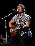 Keith Urban performs at LP Field during the 2011 CMA Music Festival on June 10, 2011 in Nashville, Tennessee.