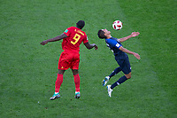 Saint Petersburg, RUSSIA - Tuesday, July 10, 2018: France beat Belgium 1-0 at Saint Petersburg Stadium to reach the final at the 2018 FIFA World Cup.