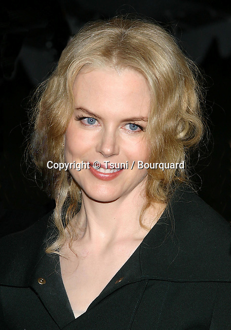 Nicole Kidman arriving at the Palm Spring Film Festival in Palm Spring .January 8, 2005.