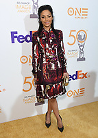 09 March 2019 - Hollywood, California - Meta Golding. 50th NAACP Image Awards Nominees Luncheon held at the Loews Hollywood Hotel.  <br /> CAP/ADM/BT<br /> &copy;BT/ADM/Capital Pictures