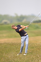 Theo Coffey (Slieve Russell) on the 2nd during Round 4 of the East of Ireland Amateur Open Championship sponsored by City North Hotel at Co. Louth Golf club in Baltray on Monday 6th June 2016.<br /> Photo by: Golffile   Thos Caffrey