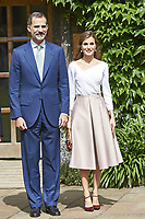 Spanish Royals at the University of Oxford on the 3rd Day of UK State Visit