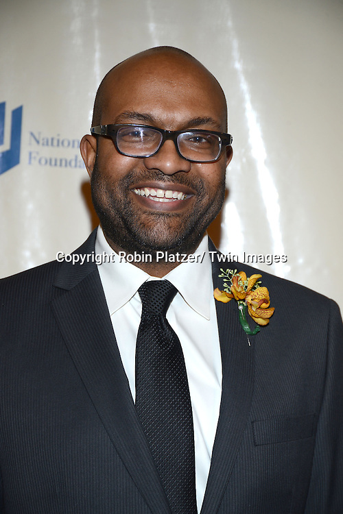 attends the 2013 National Book Awards Dinner and Ceremony on November 20, 2013 at Cipriani Wall Street in New York City.