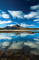 Beinn na Caillich and Broadford Bay from Waterloo, Broadford, Isle of Skye, Skye & Lochalsh, Highland