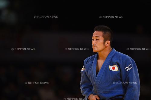 Hiroyuki Akimoto (JPN), <br /> DECEMBER 6, 2014 - Judo : <br /> IJF Grand Slam Tokyo 2014 International Judo Tournament <br /> Men's -73kg Final <br /> at Tokyo Metropolitan Gymnasium, Tokyo, Japan. <br /> (Photo by AFLO SPORT) [1220]