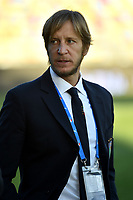 Italy manager Massimo Ambrosini looks on prior to the international friendly match between Italy U21 and Croatia U21 at stadio Benito Stirpe, Frosinone, March 25, 2019 <br /> Photo Andrea Staccioli / Insidefoto