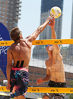 2016 AVP Tour:  NYC Open volleyball tournament