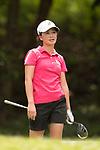 Golfer Munchin Keh of New Zealand during the 2017 Hong Kong Ladies Open on June 10, 2017 in Hong Kong, China. Photo by Marcio Rodrigo Machado / Power Sport Images