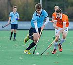 BLOEMENDAAL  - Guus Jansen (Nijmegen)  , competitiewedstrijd junioren  landelijk  Bloemendaal JA1-Nijmegen JA1 (2-2) . COPYRIGHT KOEN SUYK