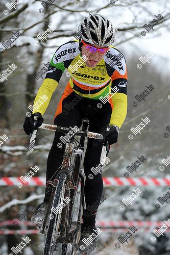 2010-12-04 / Veldrijden / seizoen 2010-2011 / Toon Wouters..Foto: Mpics