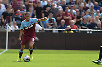 Pablo Fornals of West Ham United during West Ham United vs Manchester City, Premier League Football at The London Stadium on 10th August 2019