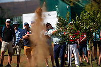 Ryan Fox (NZL) during the 2nd round at the Nedbank Golf Challenge hosted by Gary Player,  Gary Player country Club, Sun City, Rustenburg, South Africa. 09/11/2018 <br /> Picture: Golffile | Tyrone Winfield<br /> <br /> <br /> All photo usage must carry mandatory copyright credit (&copy; Golffile | Tyrone Winfield)