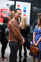 Richard E. Grant at London Fashion Week