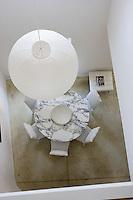 Europe/France/Provence-Alpes-Cote d'Azur/84/ Vaucluse/Saint Saturnin Les Apt: Domaine des Andéols,Hotel restaurant de charme-détail d''une Chambre de la Maison Blanche
