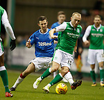 Jason Holt and Dylan McGeouch