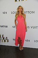 LOS ANGELES, CA - JUNE 04: Paris Hilton arrives at the 'The Bling Ring' - Los Angeles Premiere at Directors Guild Of America on June 4, 2013 in Los Angeles, California. (Photo by Celebrity Monitor)