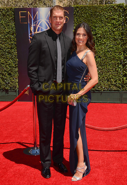 16 August 2014 - Los Angeles, California - Regan Burns. Arrivals for the 2014 Creative Arts Emmy Awards held at Nokia Theater L.A. LIVE in Los Angeles, Ca.  <br /> CAP/ADM/BT<br /> &copy;Birdie Thompson/AdMedia/Capital Pictures
