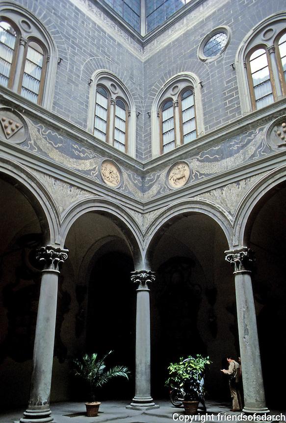 Florence: The Medici Palace. Photo '83.