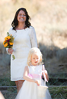 Truckee Wedding Ceremony