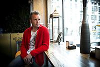 | Jean-Francois Gillet - football goalkeeper |<br /> client: Nieuwsblad Magazine - Belgium