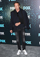 www.acepixs.com<br /> <br /> May 15 2017, New York City<br /> <br /> David Duchovny arriving at the 2017 FOX Upfront at Wollman Rink, Central Park on May 15, 2017 in New York City.<br /> <br /> By Line: Nancy Rivera/ACE Pictures<br /> <br /> <br /> ACE Pictures Inc<br /> Tel: 6467670430<br /> Email: info@acepixs.com<br /> www.acepixs.com